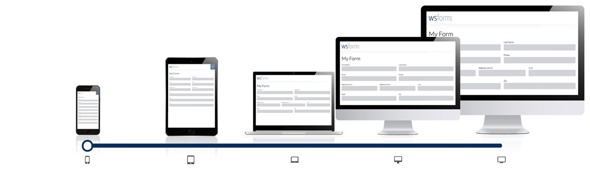 WS Form PRO - Responsive Forms